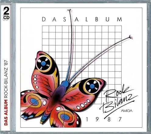 CD V/A - Rock-Bilanz 1987