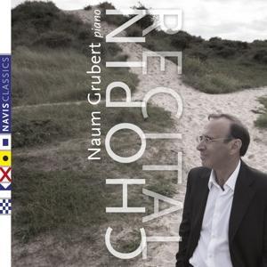CD GRUBERT, NAUM - CHOPIN RECITAL