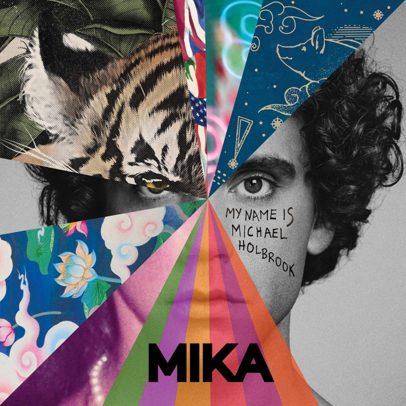 Vinyl MIKA - MY NAME IS MICHAEL HOLBROOK