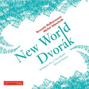CD DVORAK, A. - SYMPHONY NO.9/SLAVONIC DANCES