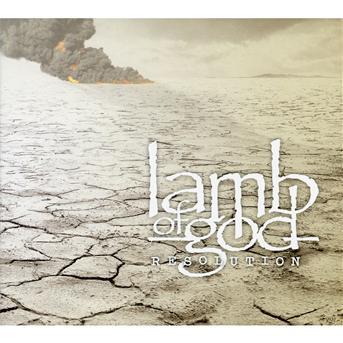 Lamb of God - CD RESOLUTION