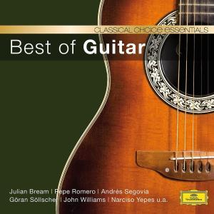 CD V/A - BEST OF GUITAR