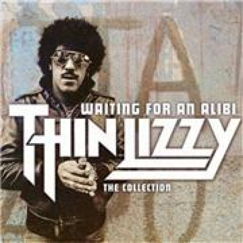 THIN LIZZY - CD WAITING FOR AN ALIBI