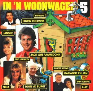 CD V/A - IN 'N WOONWAGEN 5