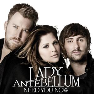 CD LADY ANTEBELLUM - NEED YOU NOW