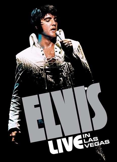 Elvis Presley - CD LIVE IN LAS VEGAS