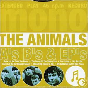 CD ANIMALS, THE - A'S, B'S AND EP'S