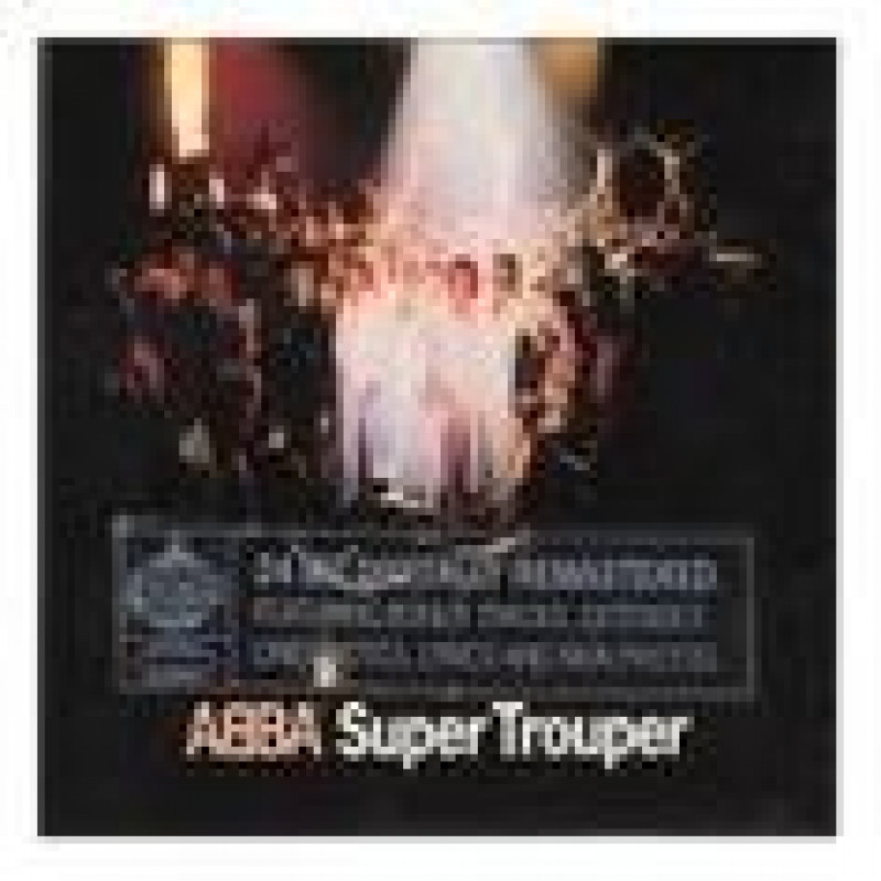ABBA - CD SUPER TROUPER