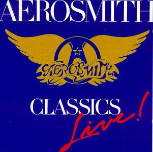 Aerosmith - CD CLASSICS LIVE COMPLETE