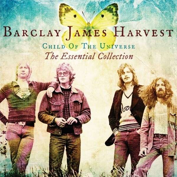 CD BARCLAY JAMES HARVEST - CHILD OF THE UNIVERSE -THE ESSENTIAL COLLECTION