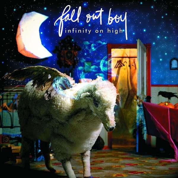 FALL OUT BOY - Vinyl INFINITY ON HIGH
