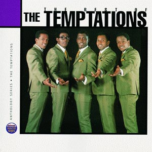CD TEMPTATIONS - THE BEST OF