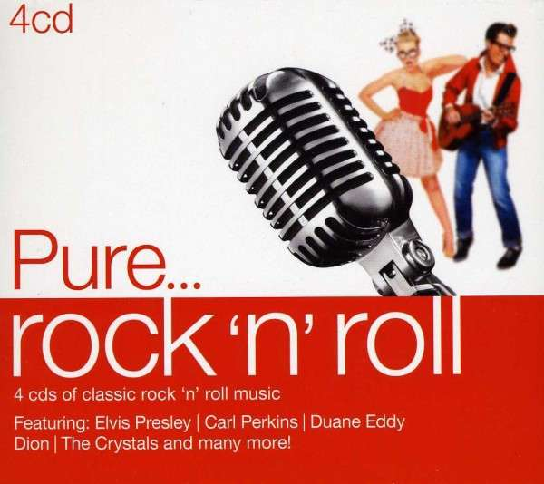 CD V/A - Pure... Rock 'N Roll