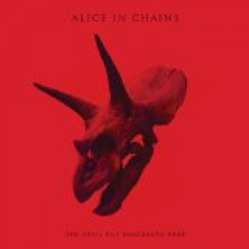 Alice In Chains - CD THE DEVIL PUT DINOSAURS HERE