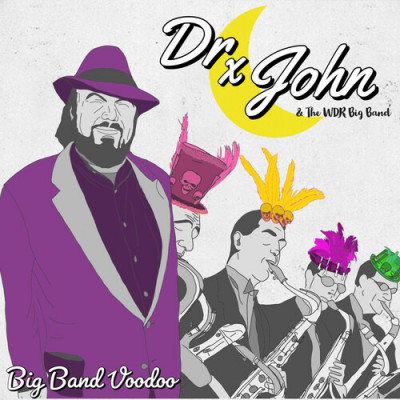 CD DR. JOHN & THE WDR BIG BA - BIG BAND VOODOO