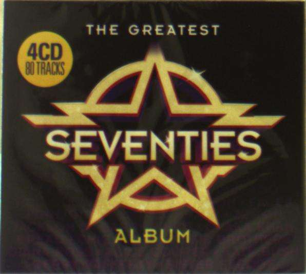 CD VARIOUS ARTISTS - THE GREATEST SEVENTIES ALBUM