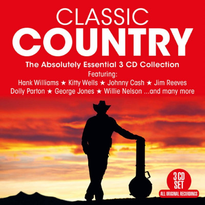 CD V/A - CLASSIC COUNTRY