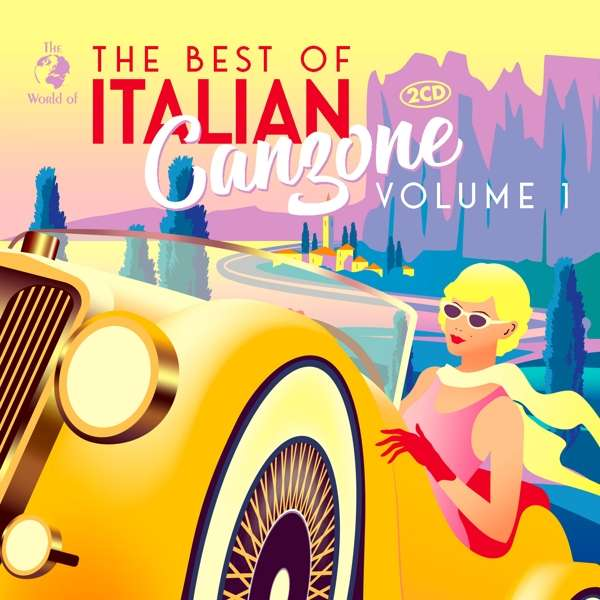 CD V/A - THE BEST OF ITALIAN CANZONE VOL.1