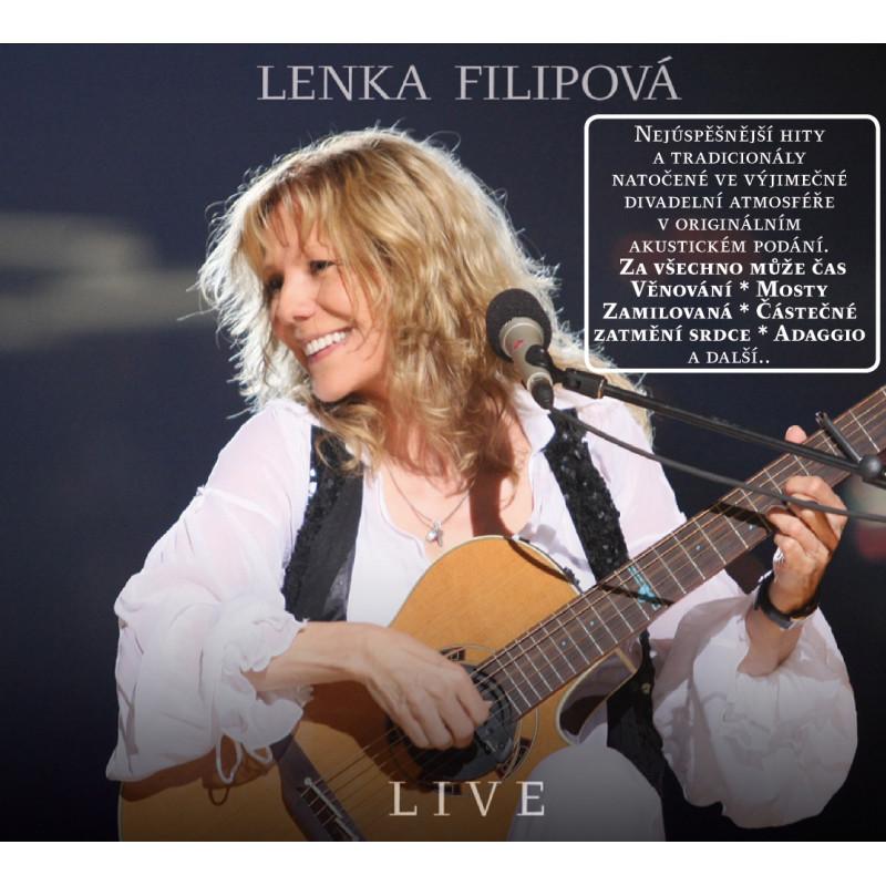 Lenka Filipová - DVD LIVE
