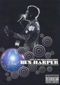 DVD HARPER BEN - LIVE AT THE HOLLYWOOD