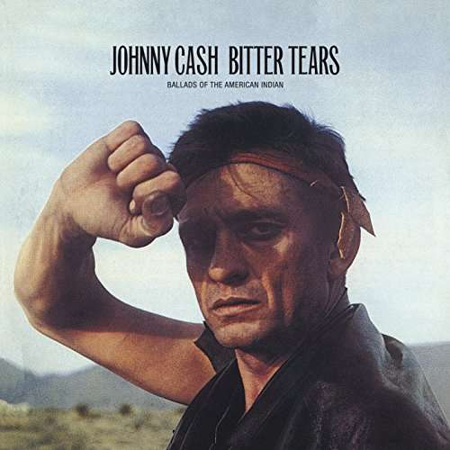 CD CASH, JOHNNY - BITTER TEARS