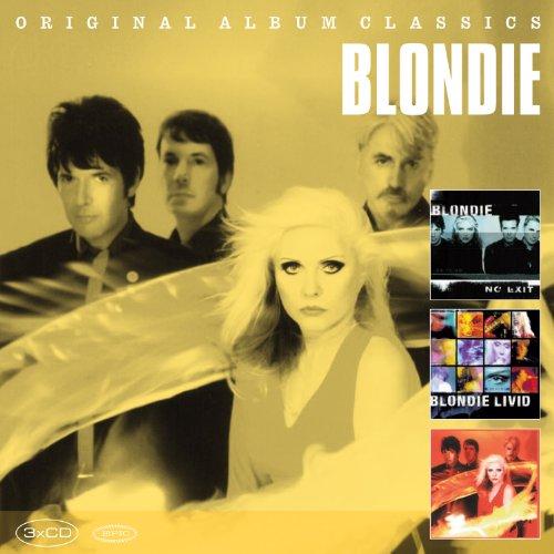 Blondie - CD ORIGINAL ALBUM CLASSICS