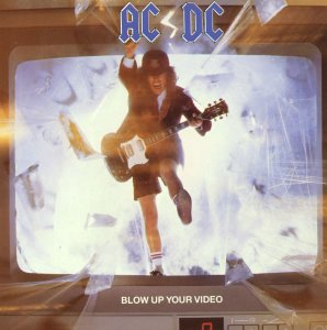 AC/DC - Vinyl Blow Up Your Video