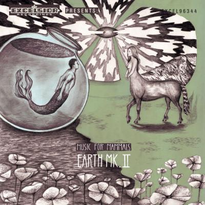 CD EARTH MK. II - MUSIC FOR MAMMALS