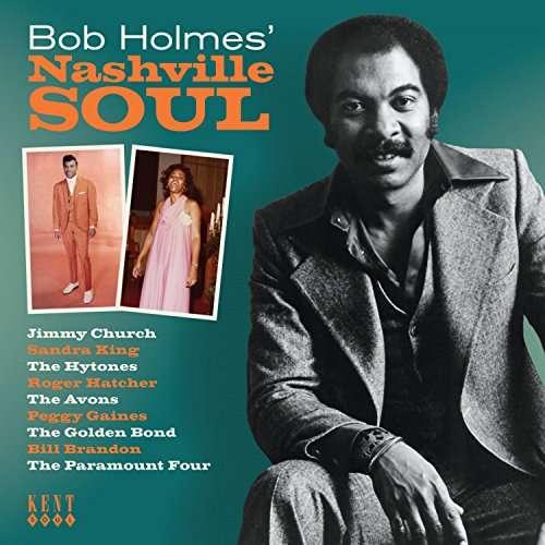 CD V/A - BOB HOLMES' NASHVILLE SOUL