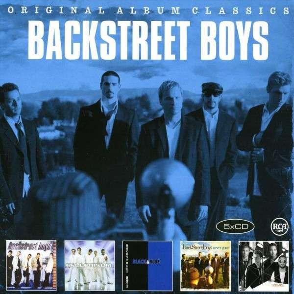 Backstreet Boys - CD Original Album Classics
