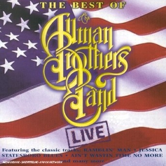 CD ALLMAN BROTHERS BAND - ALL LIVE