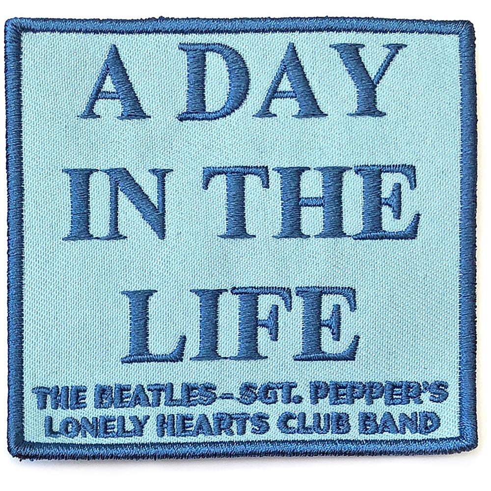 The Beatles - Nažehlovačka A Day In The Life