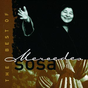CD MERCEDES SOSA - BEST OF