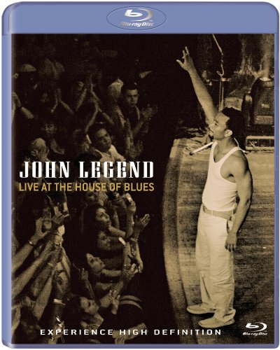 Blu-ray LEGEND, JOHN - Live At the House Of Blues
