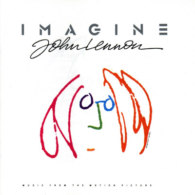 CD LENNON JOHN - IMAGINE/MUSIC FROM THE MOT
