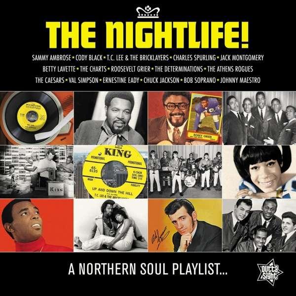 Vinyl V/A - NIGHTLIFE! - A NORTHERN SOUL PLAYLIST