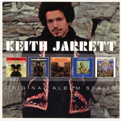 CD JARRETT, KEITH - ORIGINAL ALBUM SERIES