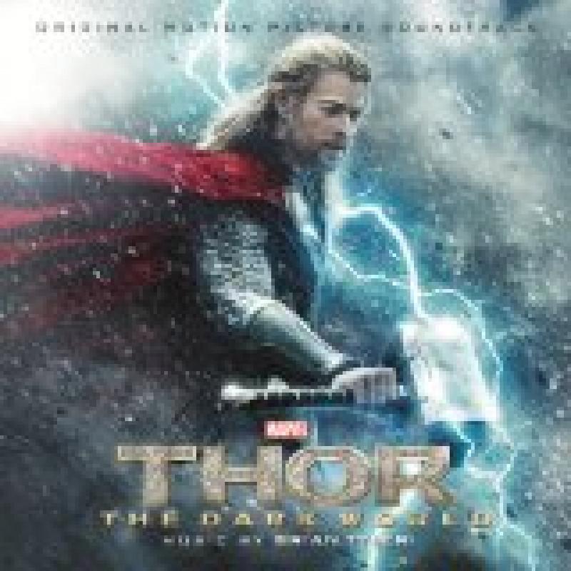 Soundtrack - CD THOR: THE DARK WORLD / Thor: Temný svět