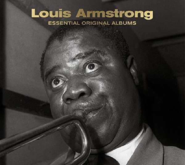 CD ARMSTRONG, LOUIS - ESSENTIAL ORIGINAL ALBUMS