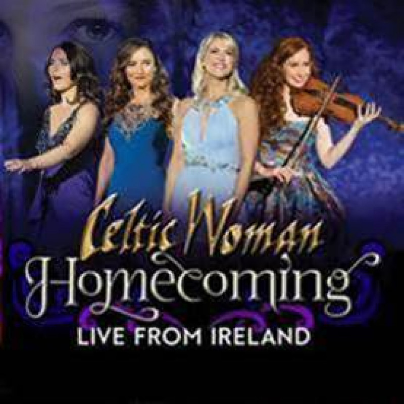 Celtic Woman - CD HOMECOMING