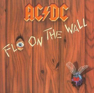 AC/DC - Vinyl FLY ON THE WALL