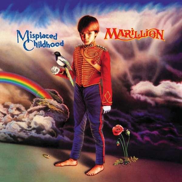 Marillion - CD MISPLACED CHILDHOOD