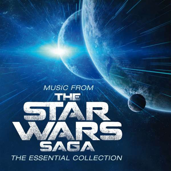 OST - Vinyl MUSIC FROM THE STAR WARS SAGA-THE ESSENTIAL COLLECTION