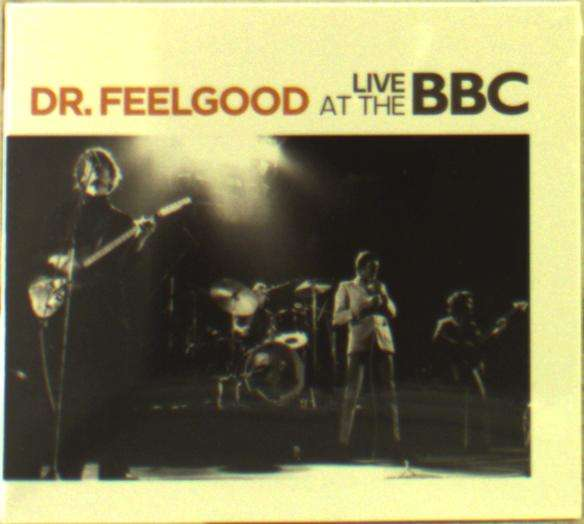 CD DR. FEELGOOD - LIVE AT THE BBC