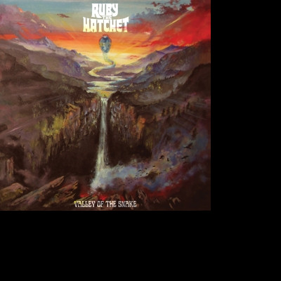CD RUBY THE HATCHET - VALLEY OF THE SNAKE