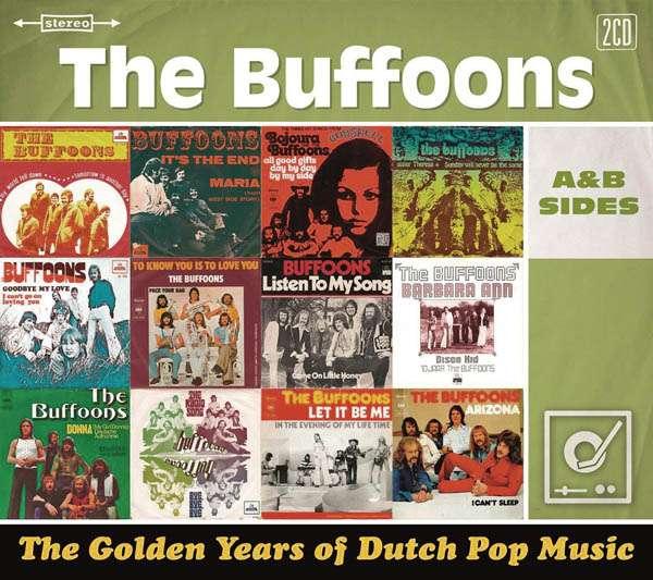 CD BUFFOONS - GOLDEN YEARS OF DUTCH POP MUSIC