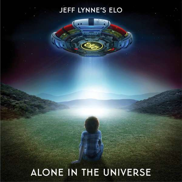 The Electric Light Orches - CD ALONE IN THE UNIVERSE