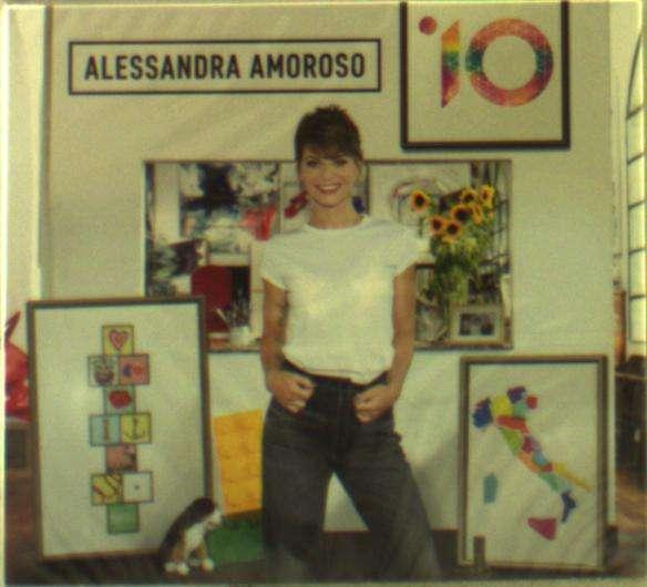 CD AMOROSO, ALESSANDRA - 10