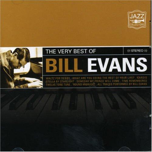 CD EVANS, BILL - VERY BEST OF
