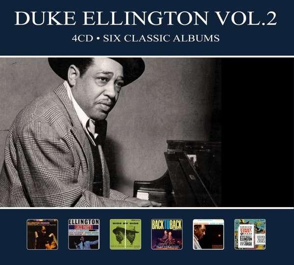 CD ELLINGTON, DUKE - SIX CLASSIC ALBUMS VOL.2